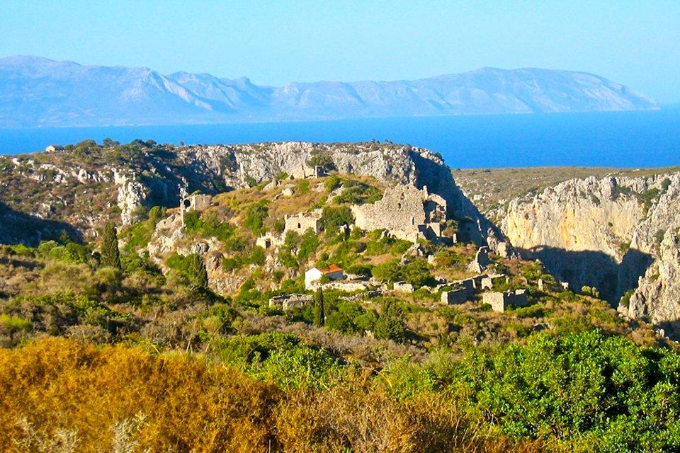 Kythira, Griekenland