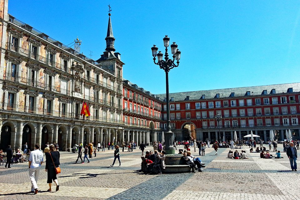 Rondreis Musea in Madrid in Madrid (Madrid, Spanje)