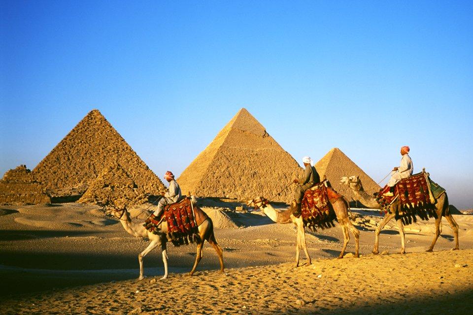 SRC-reizen: Prachtig Egypte