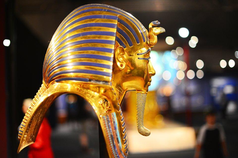 Egyptisch Museum in Caïro, Egypte