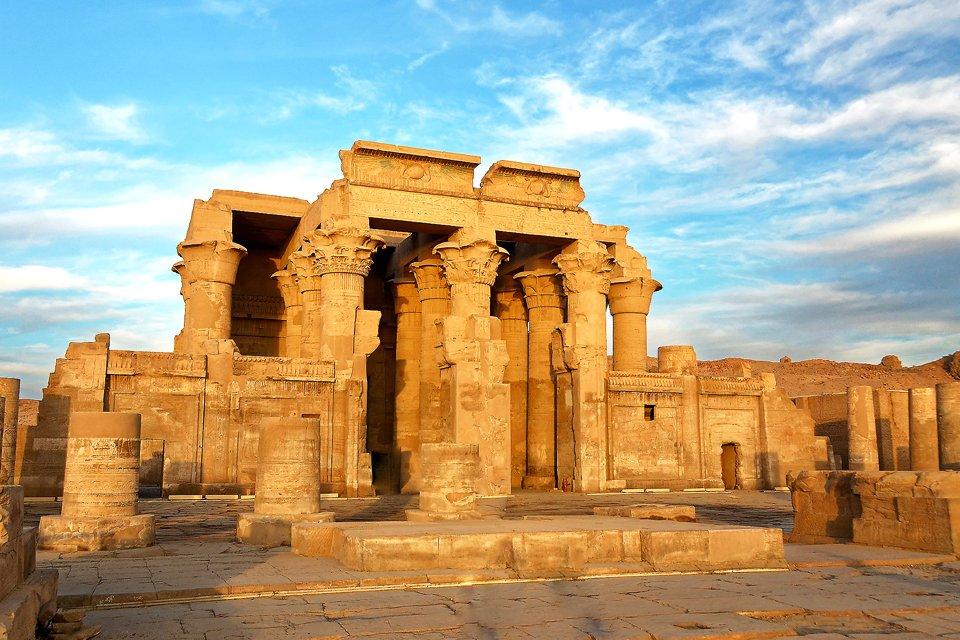 Tempel van Kom Ombo, Egypte