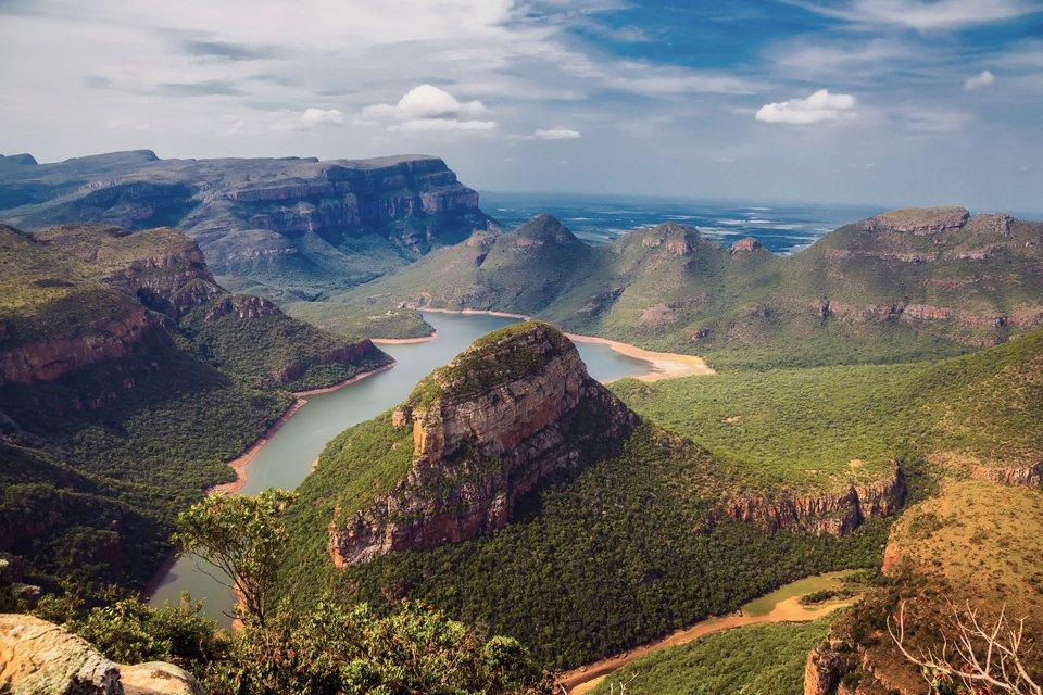 Sani Pass, Zuid-Afrika