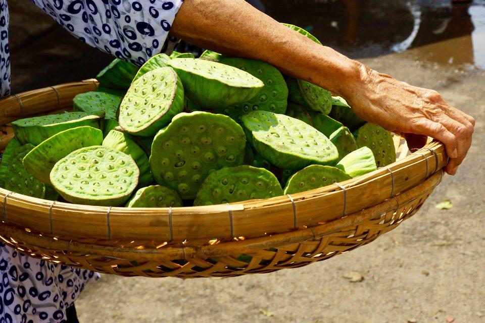 Verse producten, Vietnam
