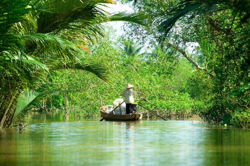 Parfumrivier, Vietnam