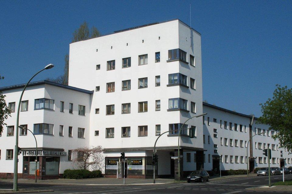 Weisse Stadt in Berlijn, Duitsland