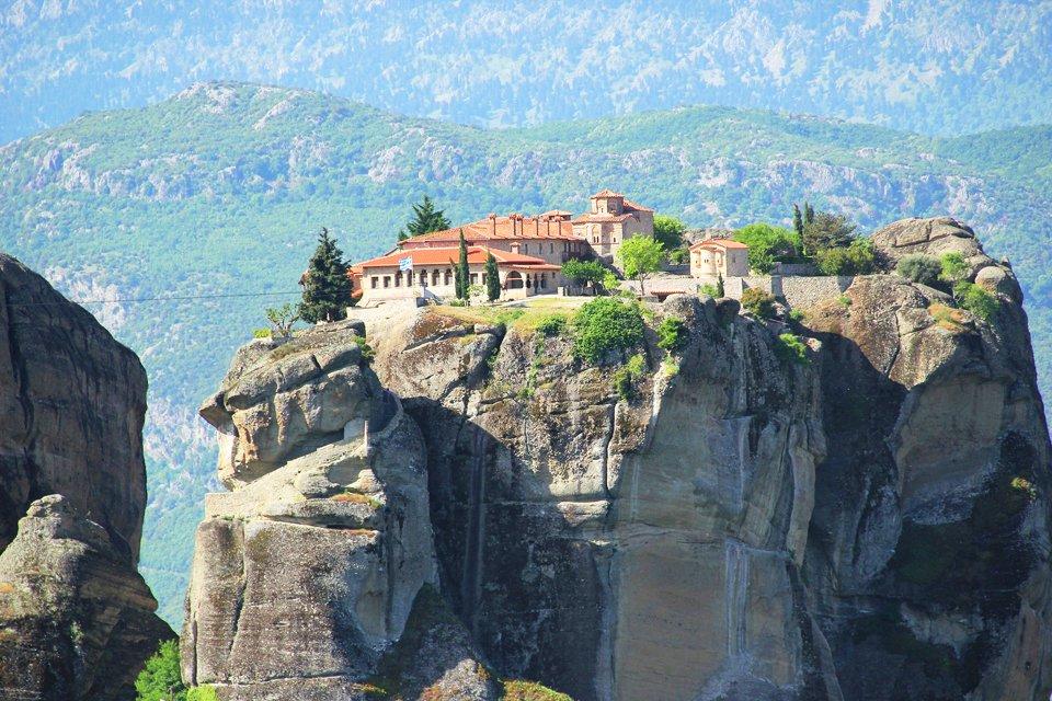 Meteorakloosters, Griekenland