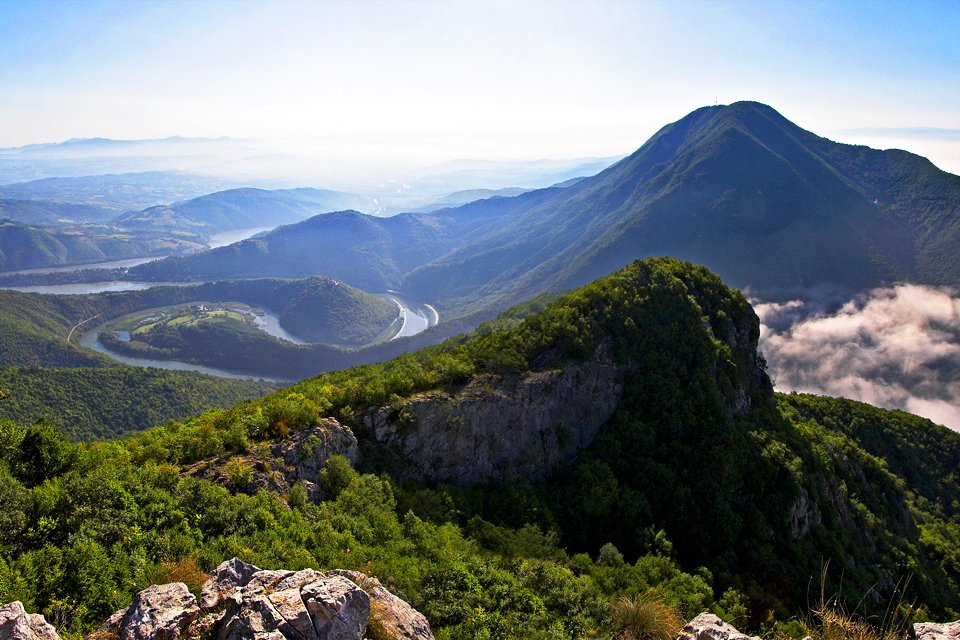 Ovcar Kablar Gorge, Servië