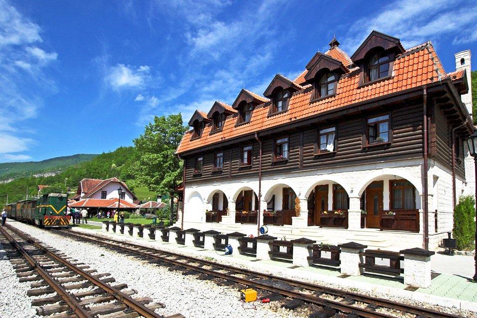 Mokra Gora, Servië