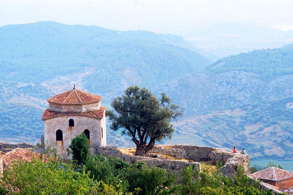 Uitzicht, Albanië