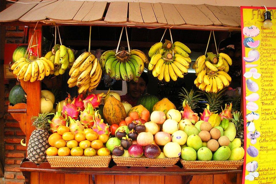 Fruit, Laos
