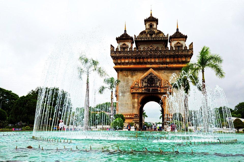 SRC-reizen: Laos compleet