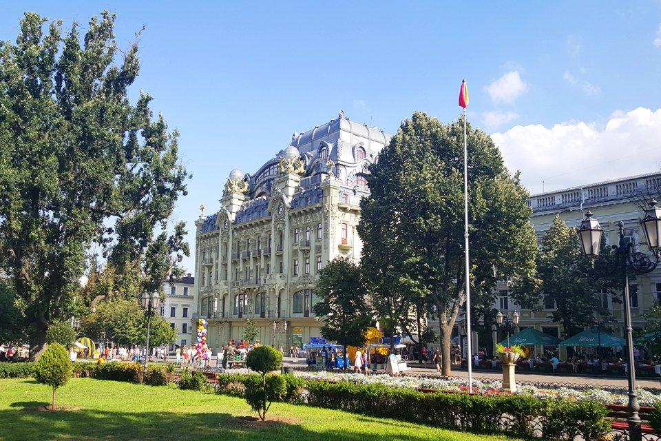 Odessa, Oekraïne