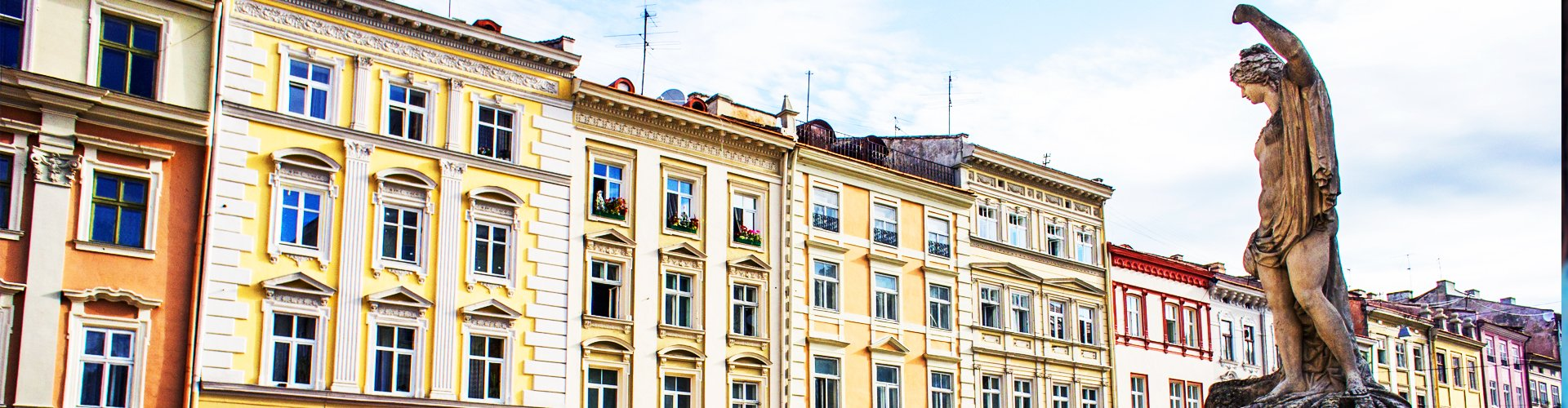 Oekraïne banner
