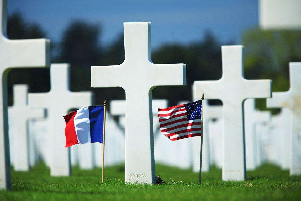 WO II in Normandië