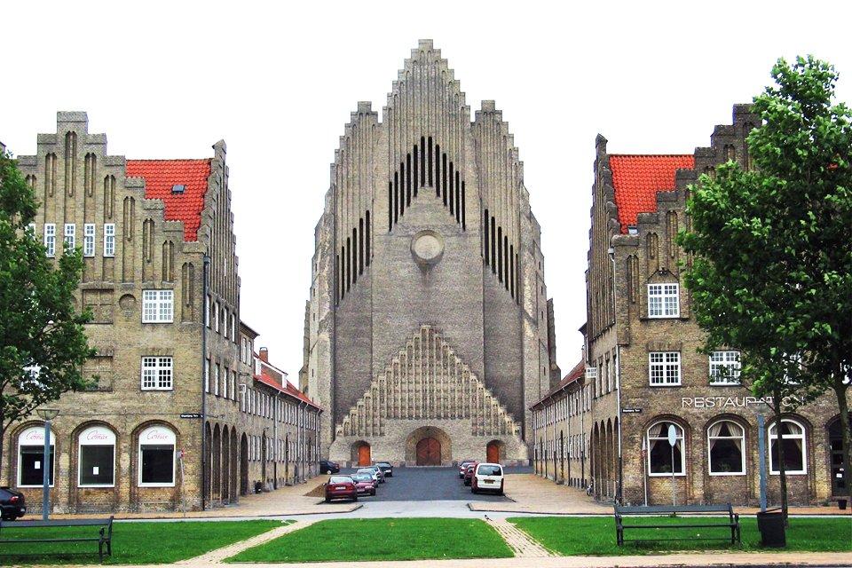 Grundtvigskerk Kerk, Denemarken
