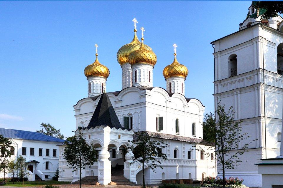 Ipatiev klooster, Rusland