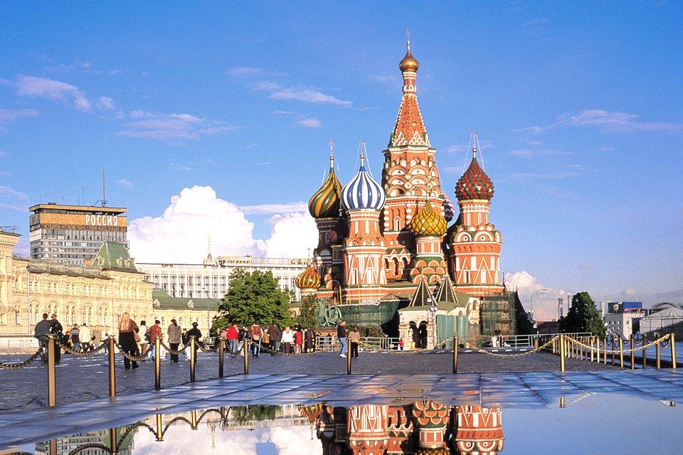 Basiliuskathedraal, Rusland