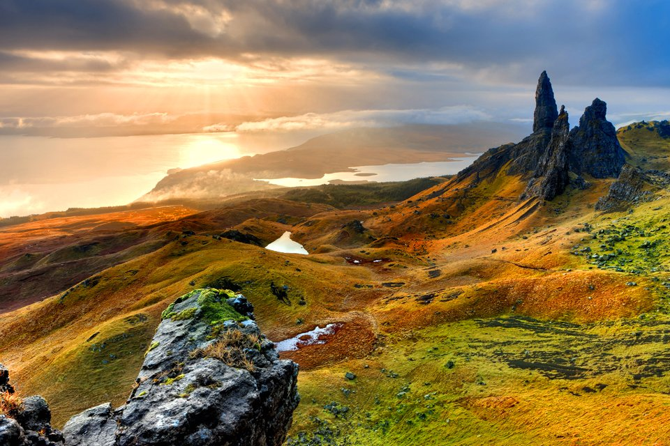 Isle of Skye, Groot-Brittannië