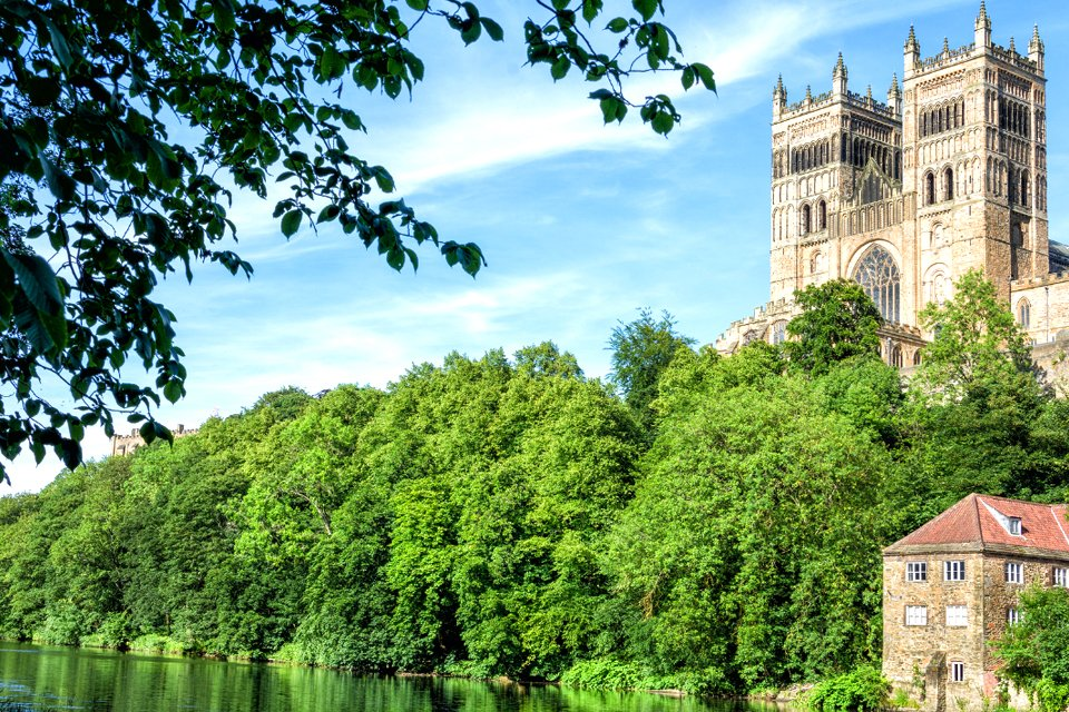 Kathedraal van Durham, Groot-Brittannië