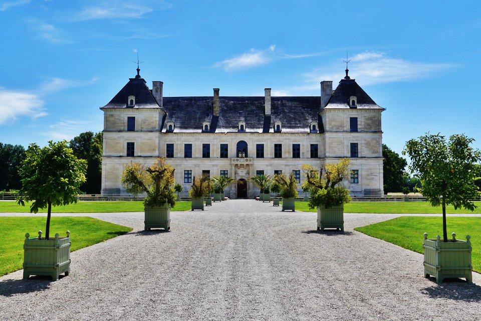 Chateau d'ancy le Franc, Frankrijk