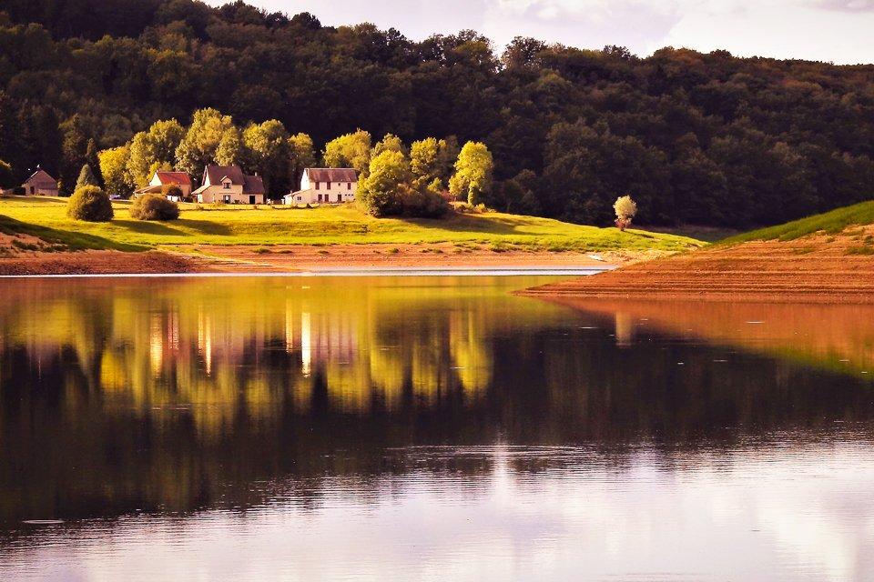 Natuurpark Morvan, Frankrijk