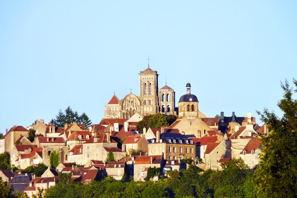 Vélelay, Frankrijk