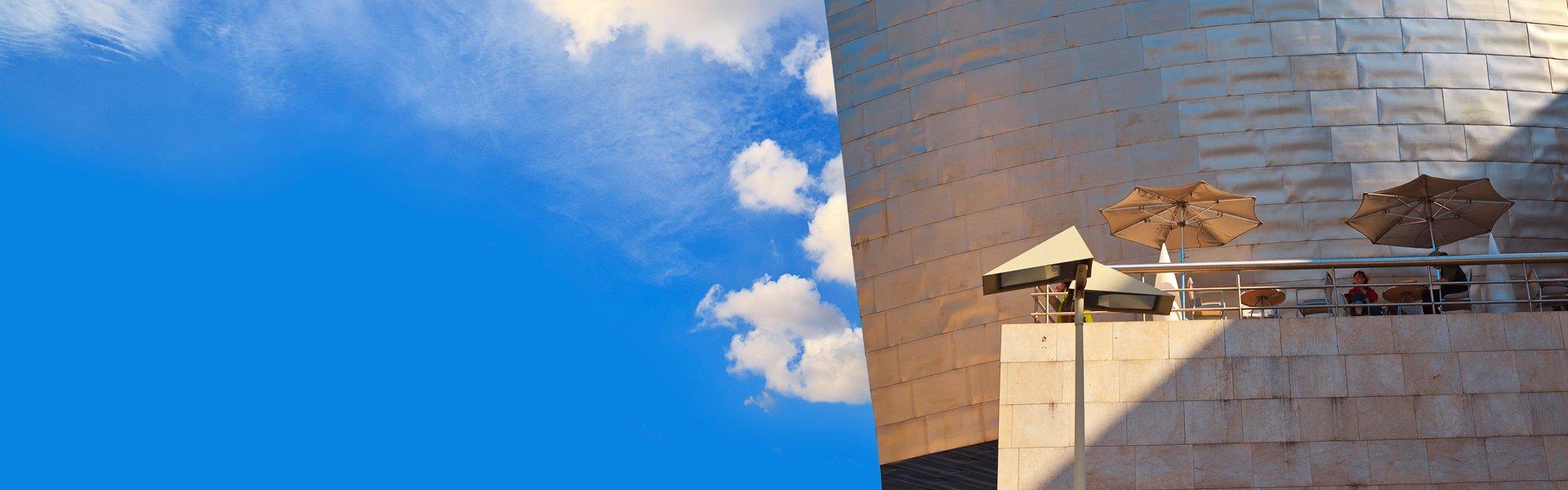 Guggenheim in Bilbao, Spanje