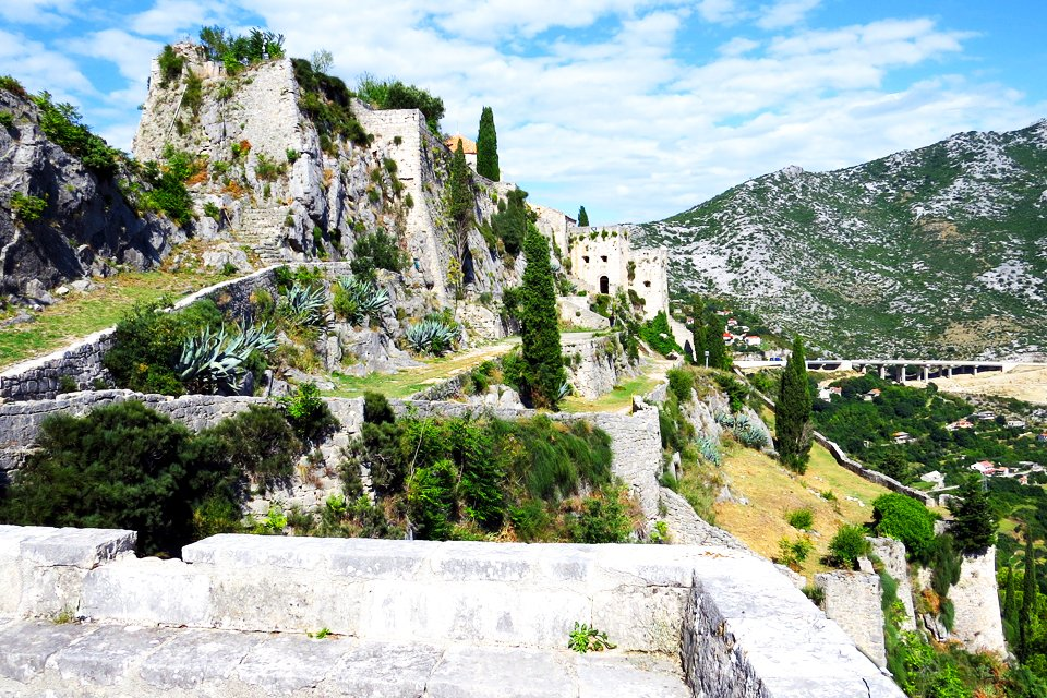 Klis Fortress, Kroatië
