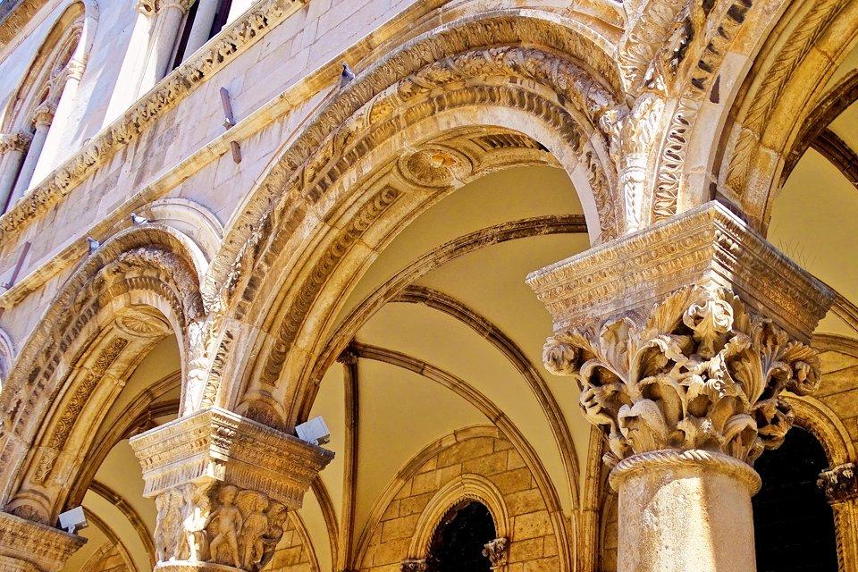 Split rectorenpaleis, Kroatië