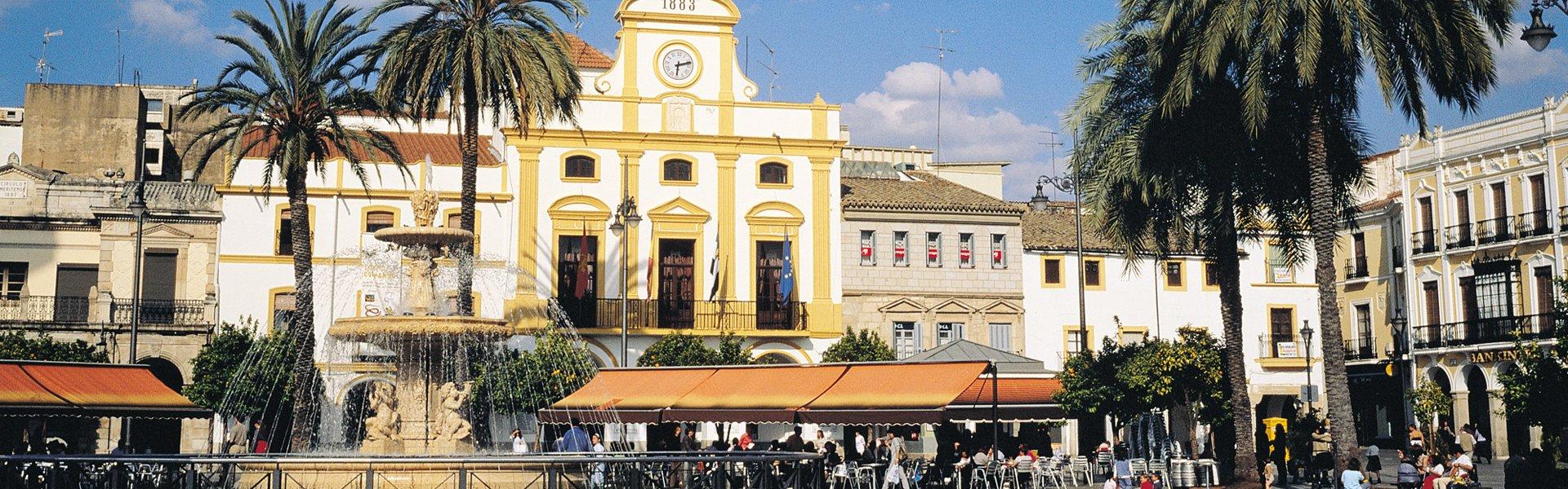 Mérida, Spanje