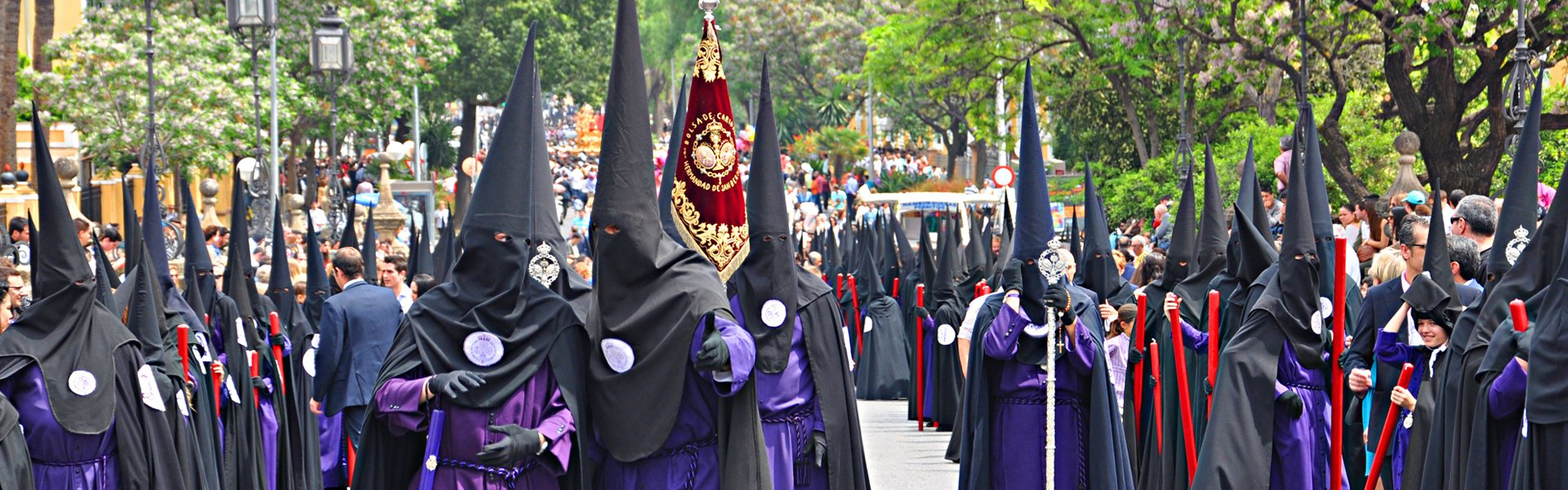 Semana Santa in Andalusië, Spanje