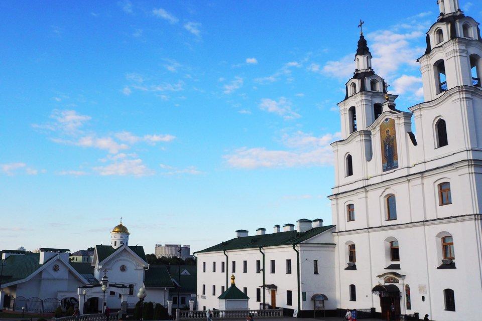 Kathedraal, Wit-Rusland