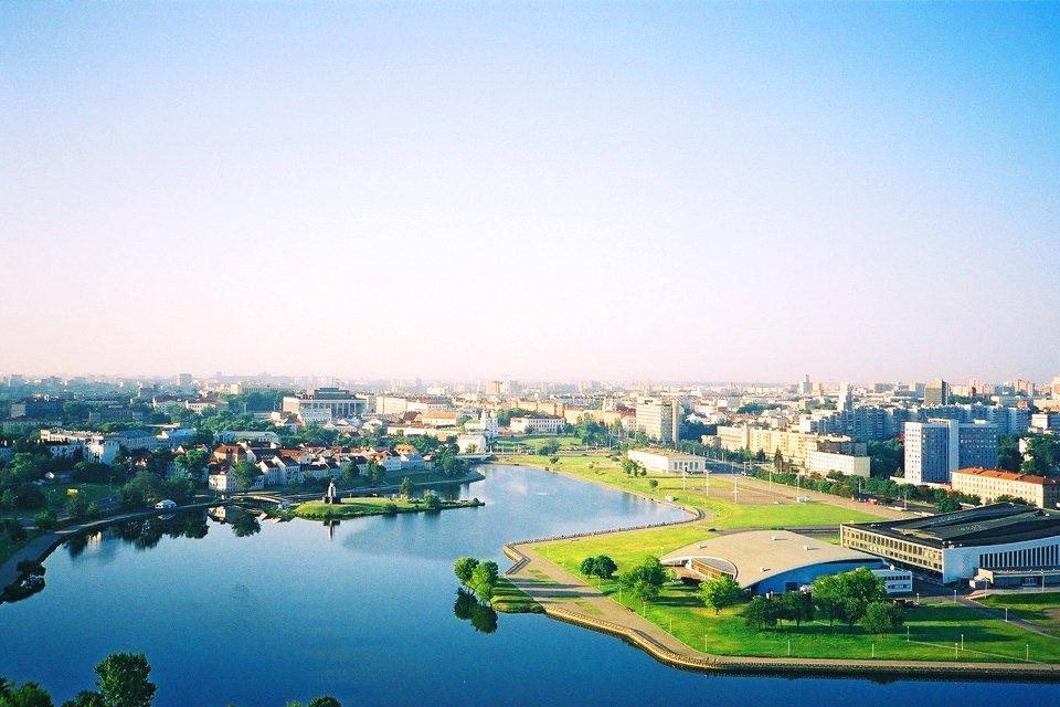 Minsk, Wit-Rusland