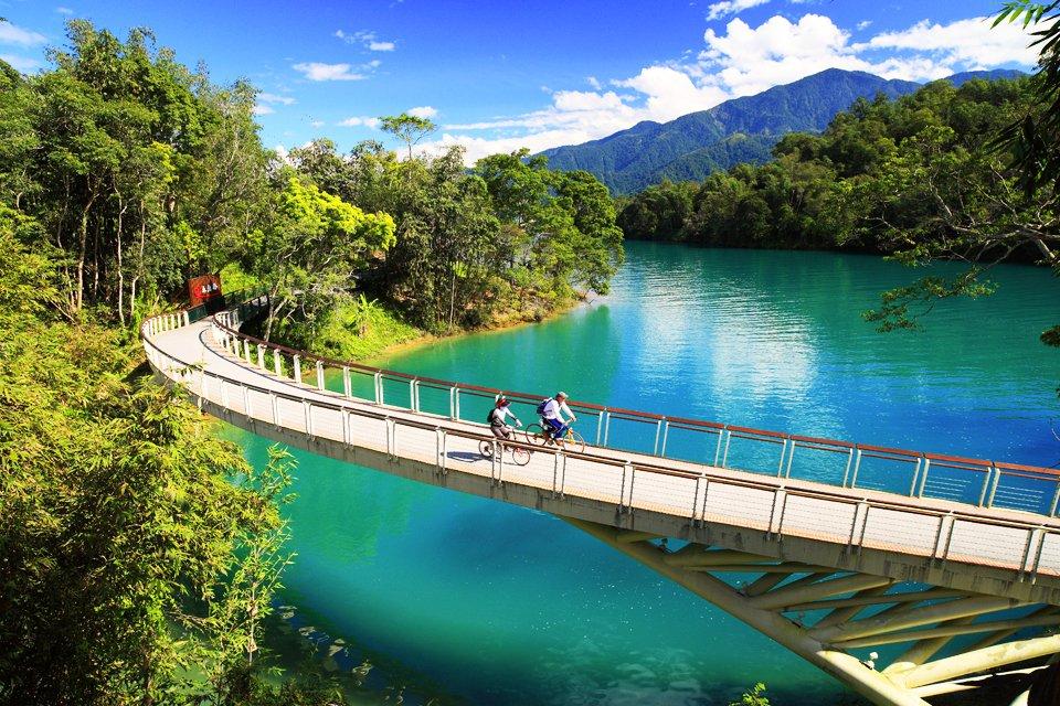Sun Moon Lake, Taiwan