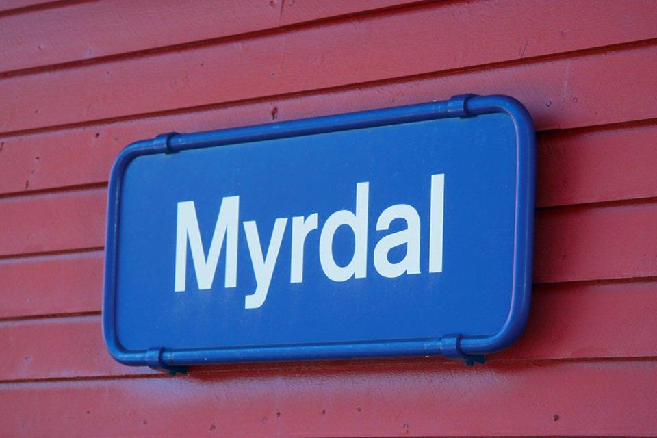 Myrdal, Noorwegen