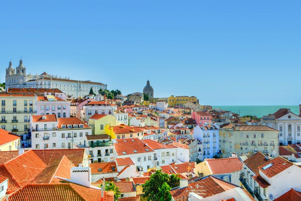 Lissabon en de Algarve
