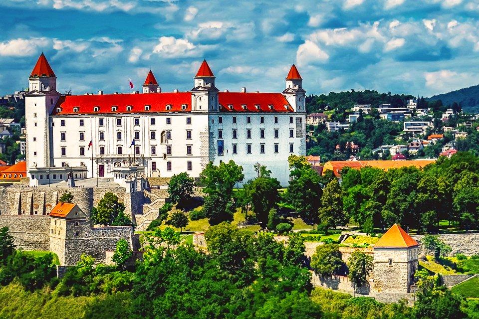 Hongarije en Slowakije