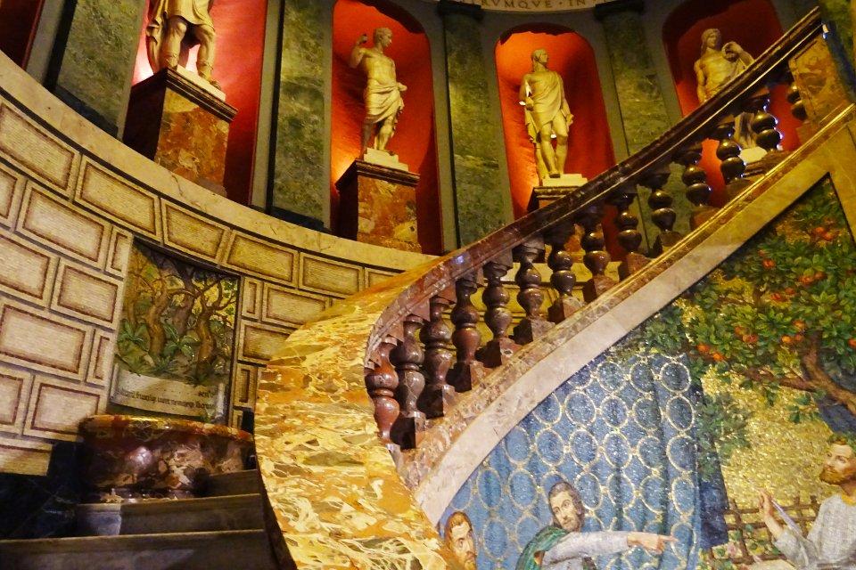 Pinacoteca Ambrosiana in Milaan, Italië