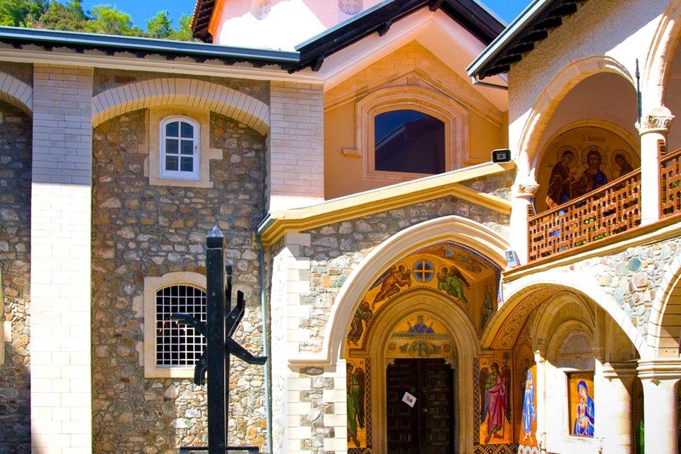Kykkos-klooster, Cyprus