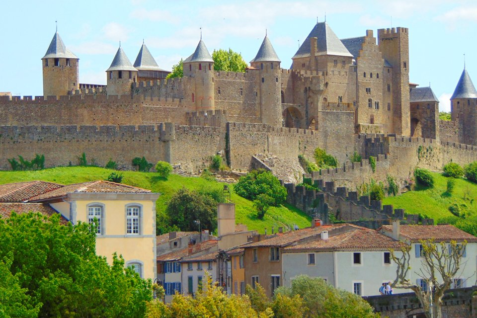 Katharen in Zuid Frankrijk