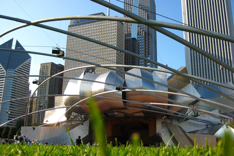 Architectuur in Chicago