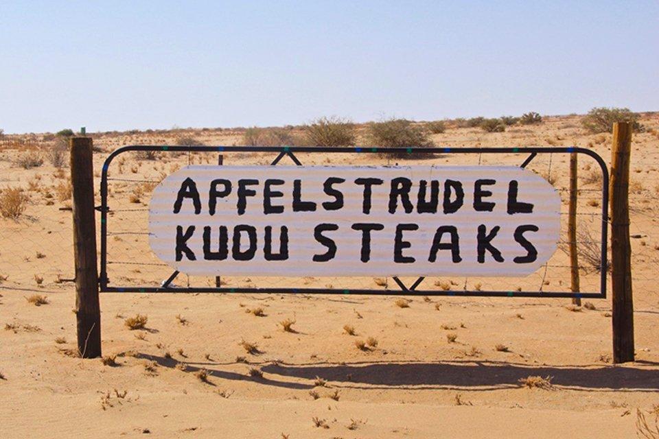 Namibië | Foto Peter van de Wiel