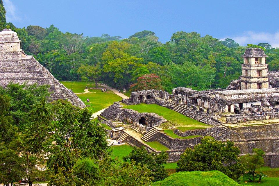 Het échte Mexico