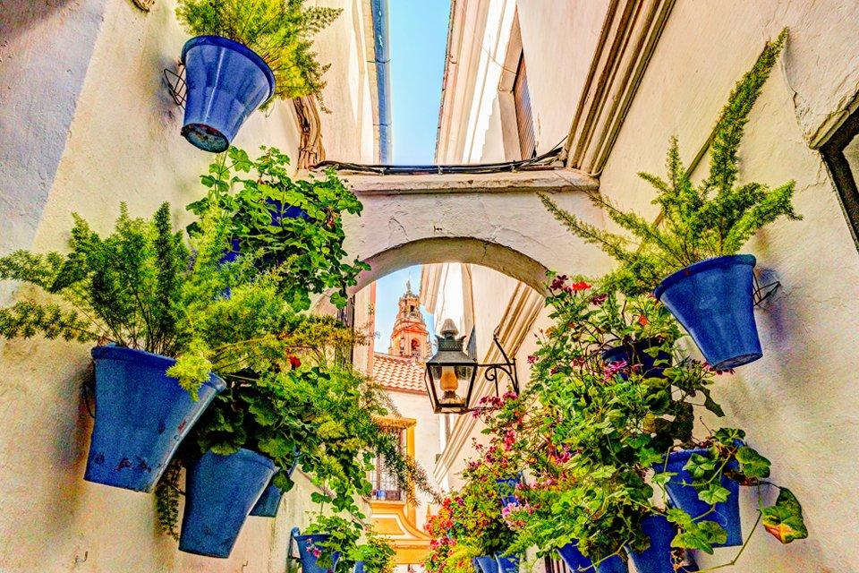 Córdoba in Andalusië, Spanje