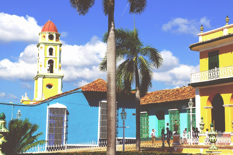 SRC-reizen: Cuba