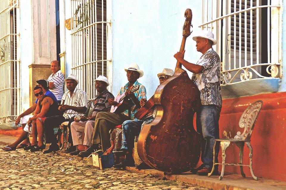SRC-reizen: Kleurrijk Cuba