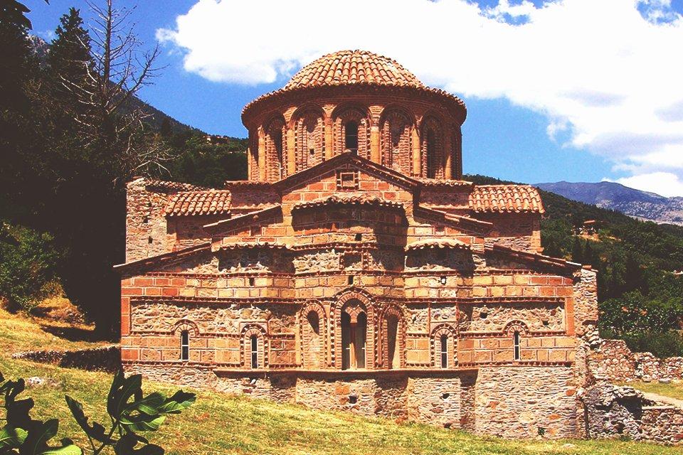 Grieks-orthodox kerkje, Griekenland