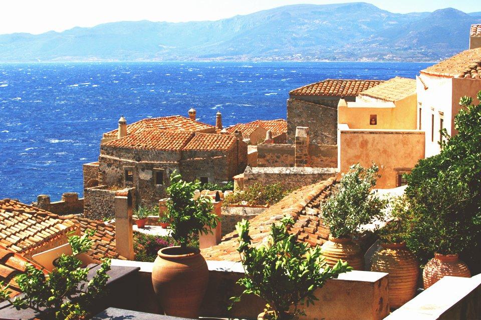 SRC-reizen: De Peloponnesos