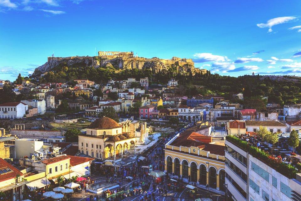 SRC-reizen: Griekenland