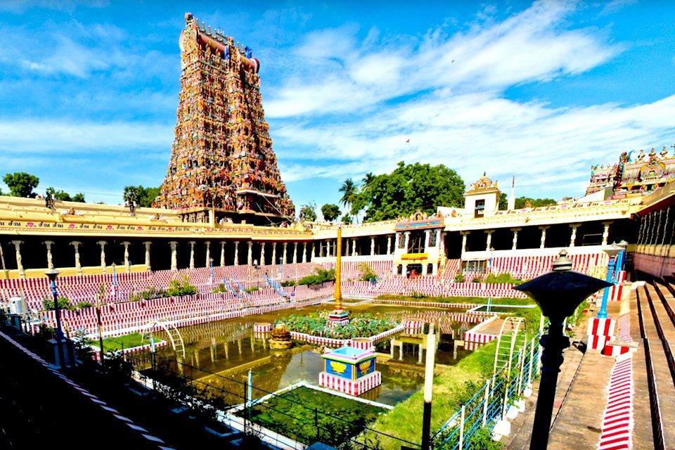 SRC-reizen: Zuid-India